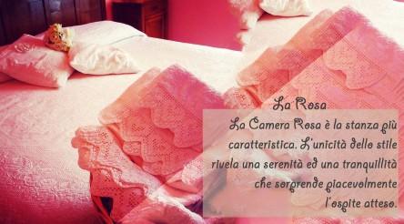 stanza rosa descrizione
